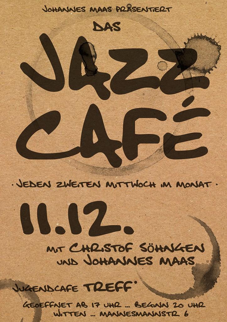 Jazz-Café, Johannes Maas & Christof Söhngen